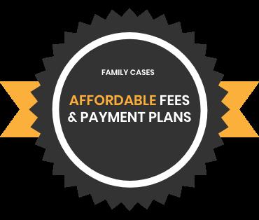family law badge