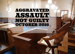 Aggravated Assault Not Guilty