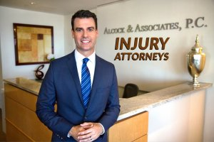 personal injury attorney Alcock