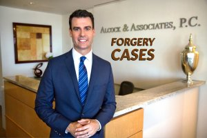 Forgery attorney in AZ
