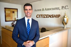Immigration attorney - citizenship