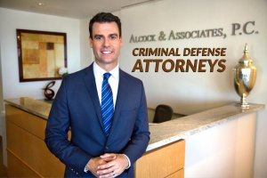 criminal defense attorney Nick Alcock JD MBA