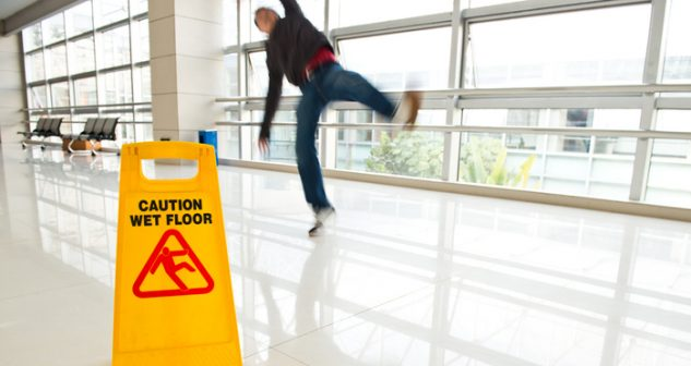 Slip and Fall - Alcock and Associates