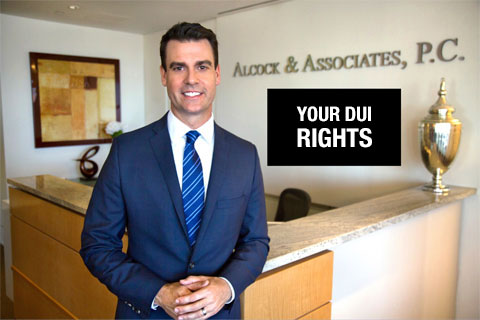 DUI Lawyer - Your DUI Rights