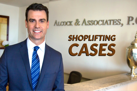 Shoplifting Cases