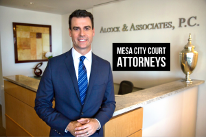 Mesa City Court Attorneys