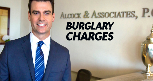 burglary attorney charges